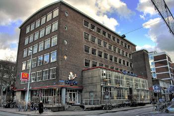 Restaurante Dudok - Rotterdam